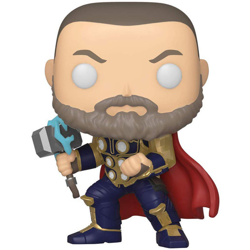 Funko Pop! Games: Marvel Avengers Games - Thor (Stark Tech Suit)