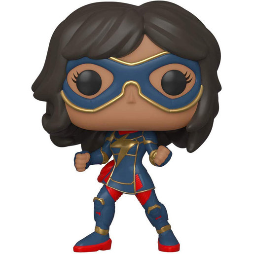 Funko Pop! Games: Marvel Avengers Games - Kamala Khan (Stark Tech Suit)