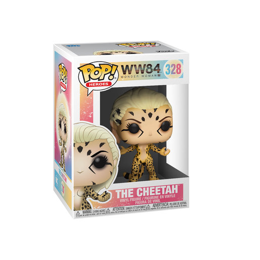 Funko Pop! Heroes: DC WW84 - The Cheetah