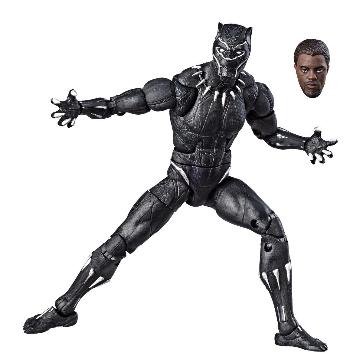 Marvel Legends Series Avengers Infinity War 6-inch Black Panther Figure