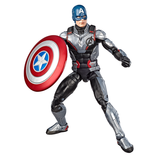 Marvel Legends Series: Avengers Endgame Action Figure - Captain America