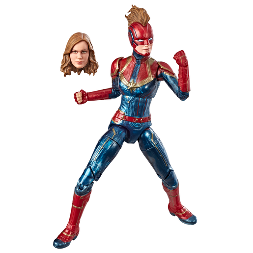 Marvel Legends Series: Captain Marvel Action Figure