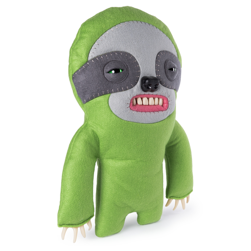 Fuggler 30cm Funny Ugly Monster - Green Sickening Sloth
