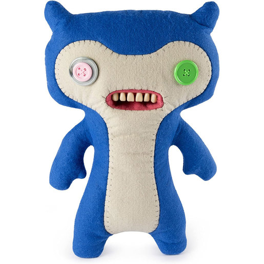 Fuggler 30cm Funny Ugly Monster - Weirdo Bear (Blue)