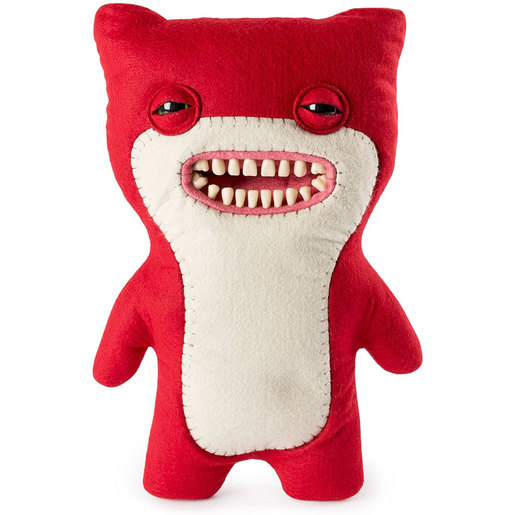 Fuggler 30cm Funny Ugly Monster - Awkward Bear (Red)