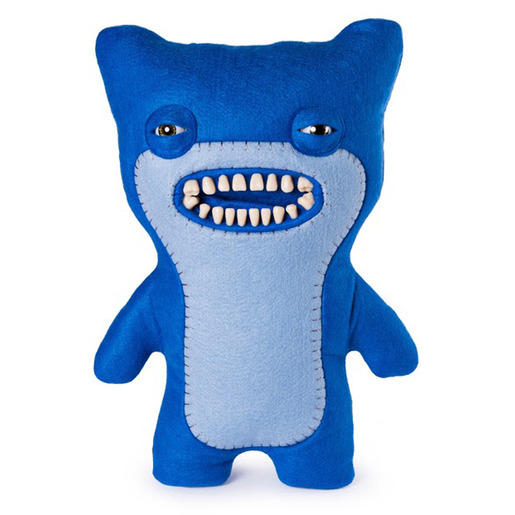 Fuggler 30cm Funny Ugly Monster - Blue Awkward Bear