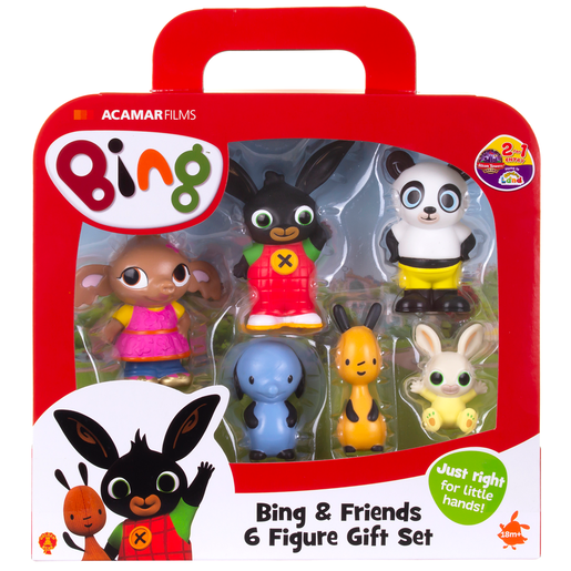 Bing and Friends 9cm Figure Set