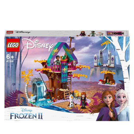 LEGO Disney Frozen II Enchanted Treehouse Toy Set - 41164