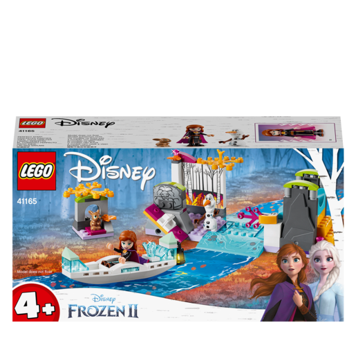 LEGO Disney Frozen II Anna's Canoe Expedition Playset - 41165