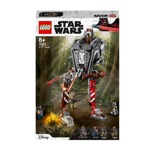 LEGO Star Wars AT-ST Raider Building Set - 75254