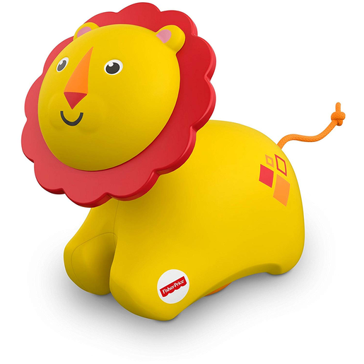 Fisher-Price Roller Animal - Lion