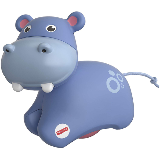 Fisher-Price Roller Animal - Hippo