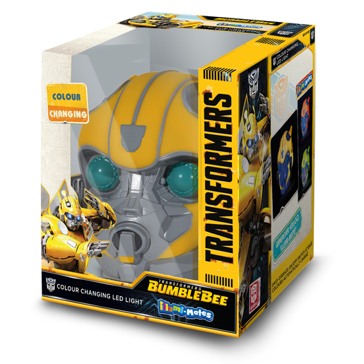 Transformers BumbleBee Illumi-Mates Colour Changing LED Light