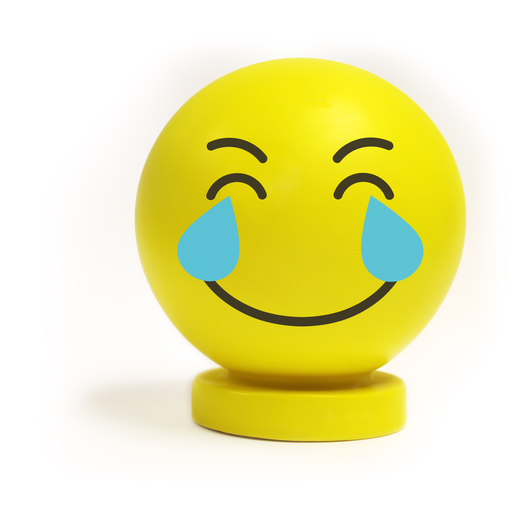 Tears of Joy Emoji Illumi-Mates Colour Changing LED Light