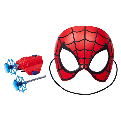 Spider-Man Into The Verse Mission Gear Mask - Spider-Man