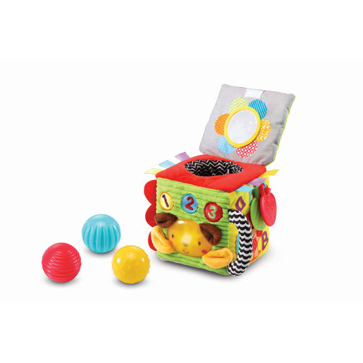 Vtech Baby Little Friendlies Discovery Ball Cube