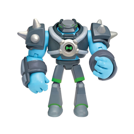 Ben 10 Action Figure Omni-Kix Armor - Shock Rock