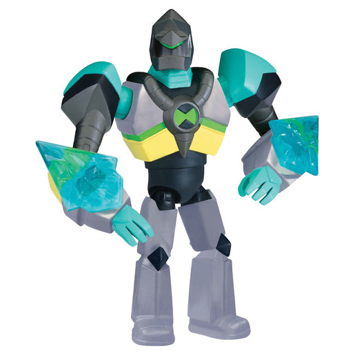 Ben 10 Action Figure Omni-Kix Armor - Diamondhead
