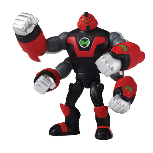 Ben 10 Action Figure Omni Kix Armor4 - Four Arms