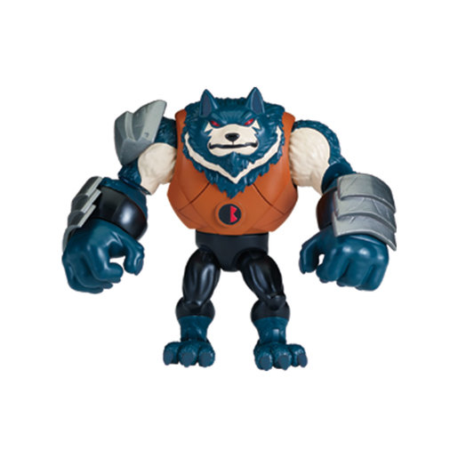 Ben 10 Action Figure - Bashmouth