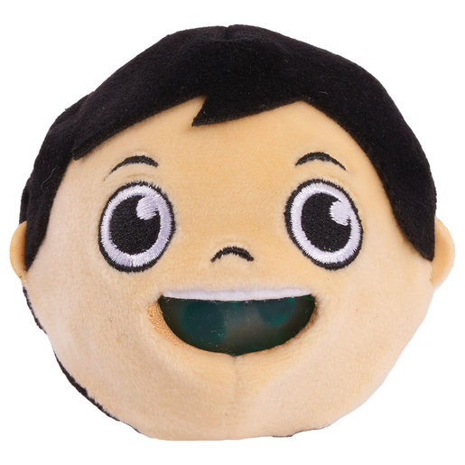 Ryan's World Squishy Bubble Plush - Ryan