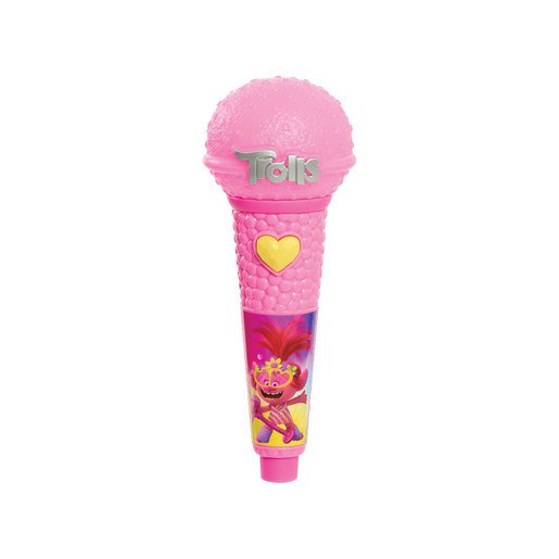 DreamWorks Trolls World Tour Musical Microphone