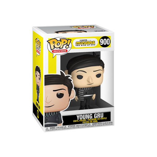 Funko Pop! Movies: Minions The Rise of Gru - Young Gru
