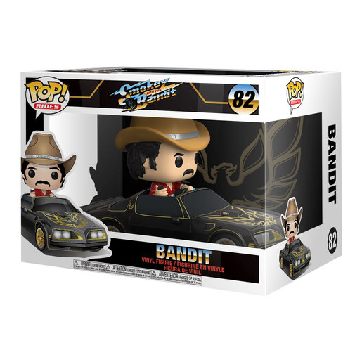 Funko Pop! Movies: Smokey and The Bandit- Bandit Trans Am