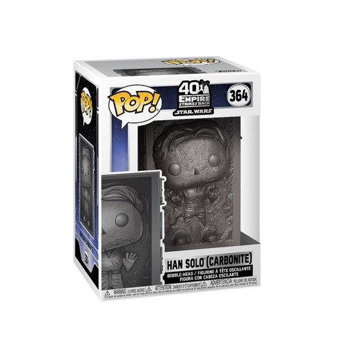 Funko Pop! Star Wars - Han in Carbonite