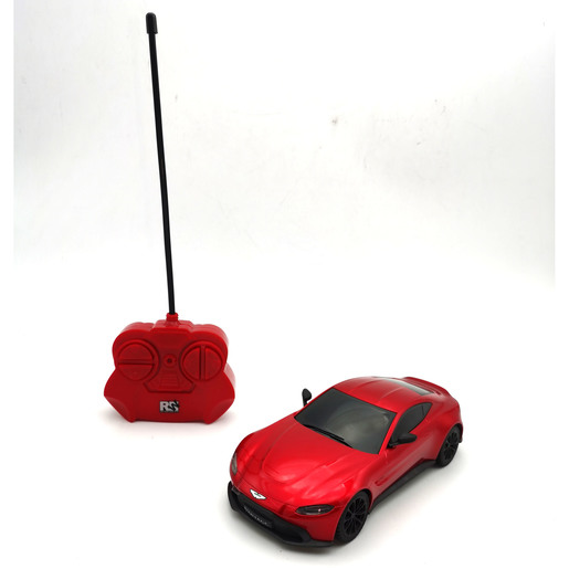 RC 1:24 Aston Martin Vantage - Red