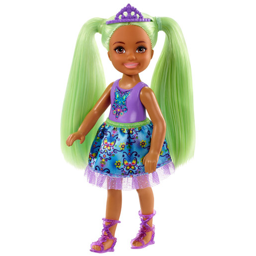 Barbie Dreamptopia Chelsea Fantasy Doll - Butterfly