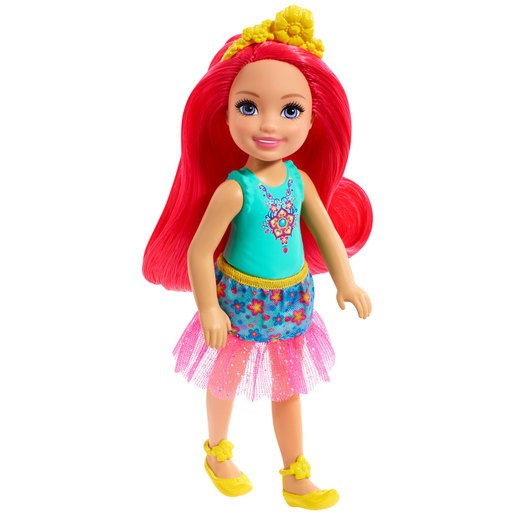 Barbie Dreamtopia Chelsea Fantasy Doll - Flowers