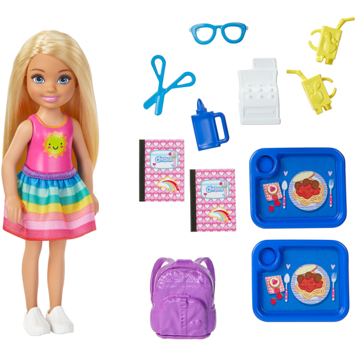 Barbie Club Chelsea Playset from TheToyShop