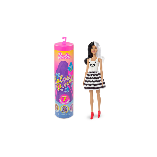 Barbie Colour Reveal Doll (Styles Vary)