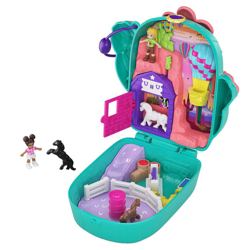 Polly Pocket Cactus Cowgirl Ranch