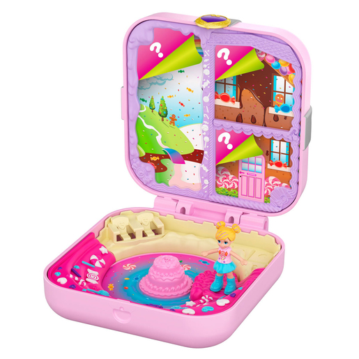 Polly Pocket Candy Adventure