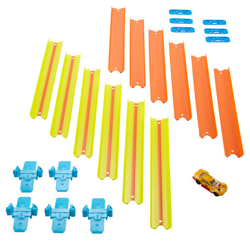 Hot Wheels Track Builder Unlimited - Fold Up Track Pack