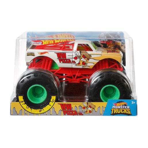 Hot Wheels Monster Trucks - HW Pizza Co.