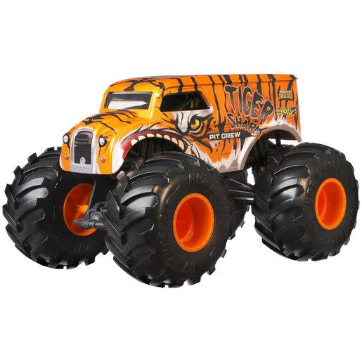Hot Wheels Monster Trucks - Tiger Shark