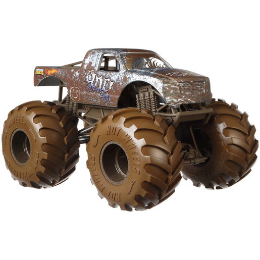 Hot Wheels Monster Trucks 1:24 Vehicle - The Gog