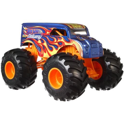Hot Wheels Monster Trucks 1:24 Vehicle - Delivery