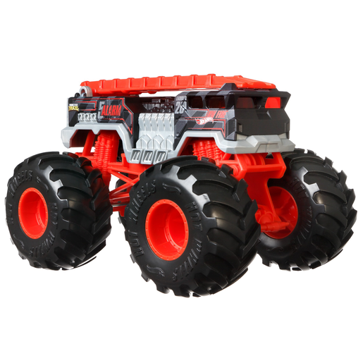 Hot Wheels Monster Trucks 1:24 Vehicle - 5 Alarm