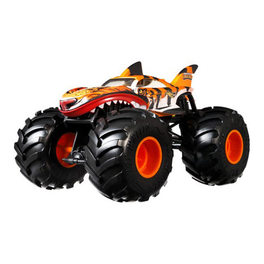 Hot Wheels Monster Trucks - Tiger Shark from TheToyShop