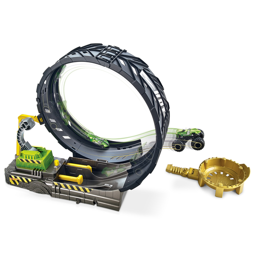Hot Wheels Monster Trucks Epic Loop Challenge Playset