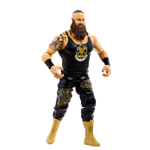 WWE Basic Figure - Braun Strowman from TheToyShop