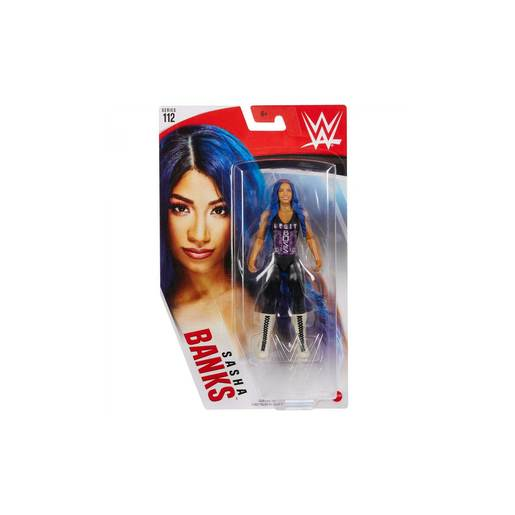 WWE Basic Figure - Sasha Banks