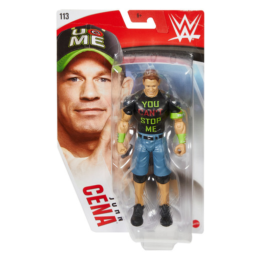 WWE Action Pack Figure - John Cena