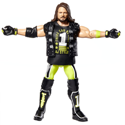 WWE Elite Collection Figure - AJ Styles