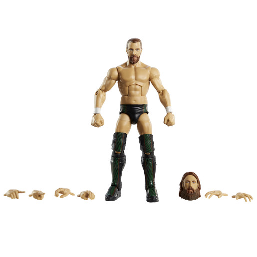 WWE Elite Figure - Daniel Bryan