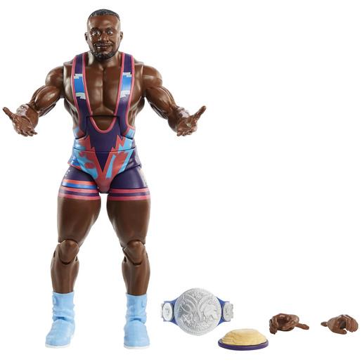 WWE Elite Figure - Big E from TheToyShop